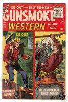 Gunsmoke Western Vol 1 34