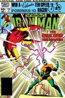 Iron Man Vol 1 154