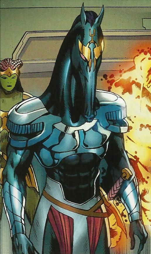 Kal Blackbane (Earth-616)