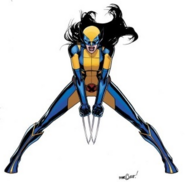 Laura Kinney (Earth-616) from All-New, All Different Marvel Promotional 0001