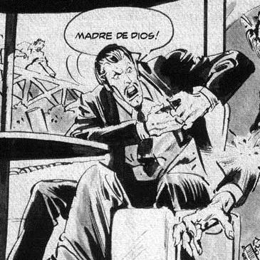 Luis Allegre (Earth-616)