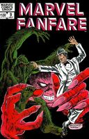 Marvel Fanfare Vol 1 9