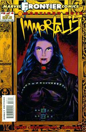 Mortigan Goth: Immortalis Vol 1 3