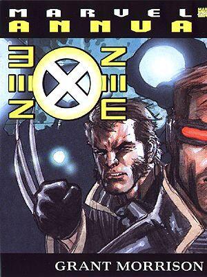 New X Men Annual Vol 1 2001 Marvel Database Fandom