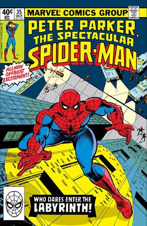 Peter Parker, The Spectacular Spider-Man Vol 1 35.jpg