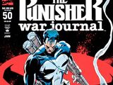 Punisher War Journal Vol 1 50