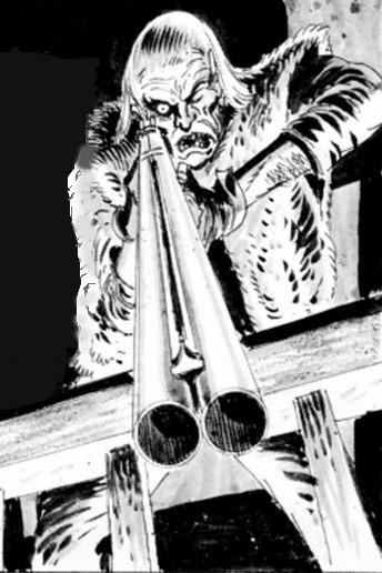 Sagebrush Robbins (Earth-616)/Gallery