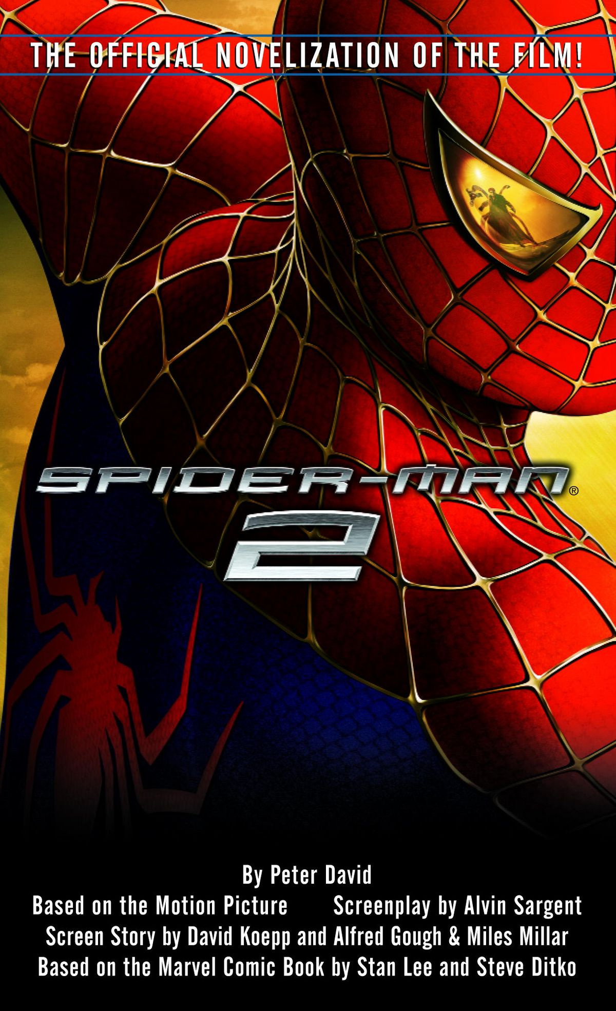 Spider-Man 2 (novel)