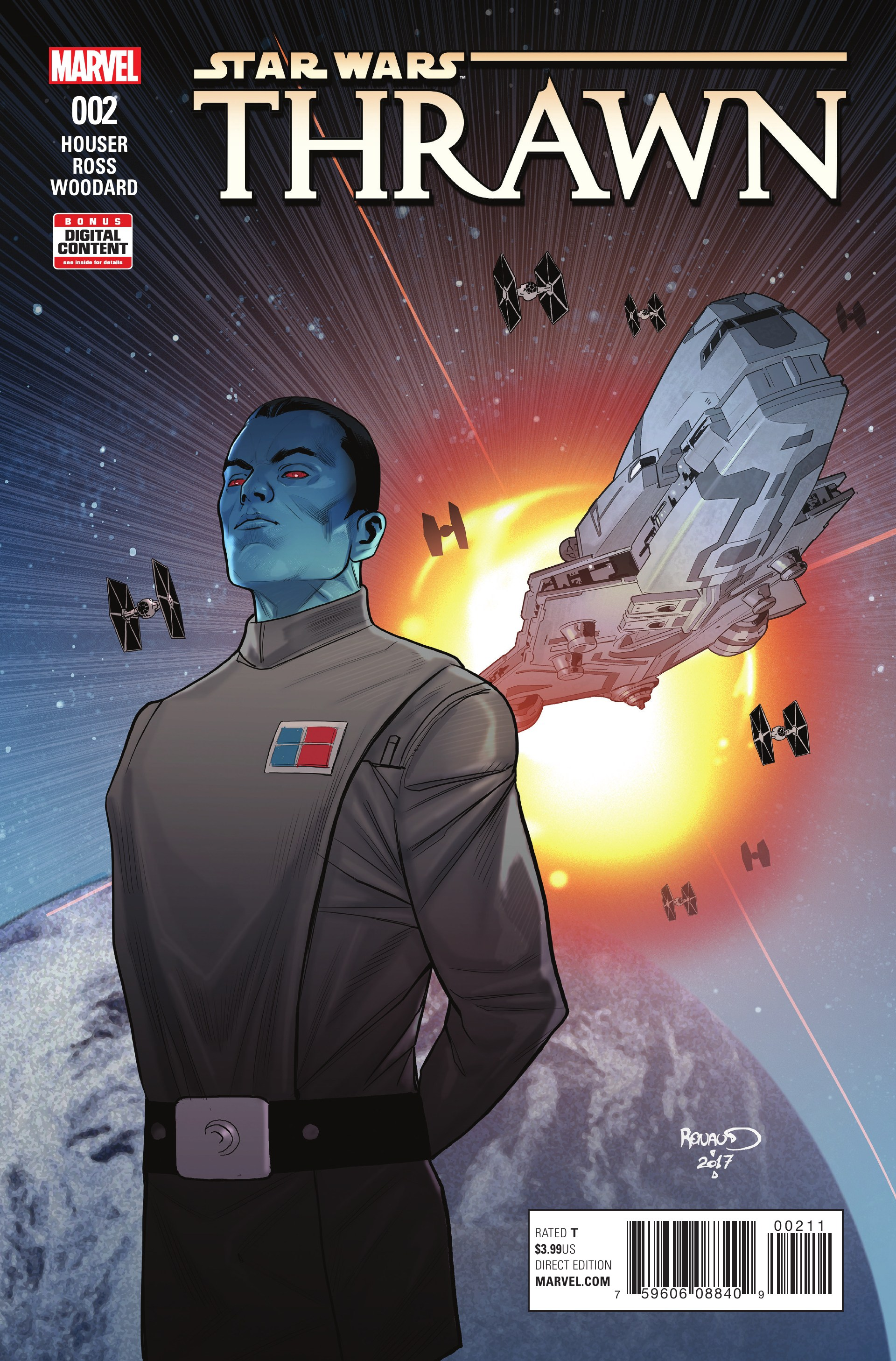 Star Wars: Thrawn Vol 1 2