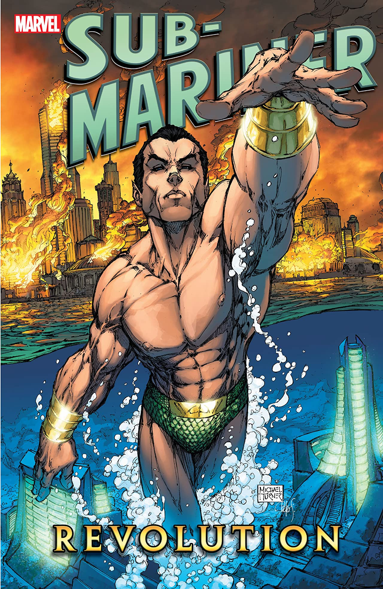 Sub-Mariner: Revolution Vol 1 1