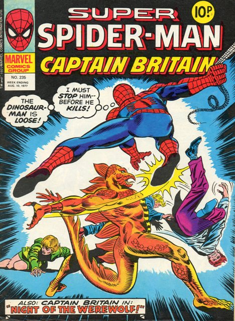 Super Spider-Man & Captain Britain Vol 1 235