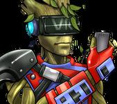 Teen Groot (Earth-TRN562)