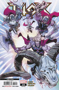 Thor Vol 5 14 Second Printing Variant