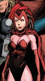 Wanda Maximoff (Earth-9200)
