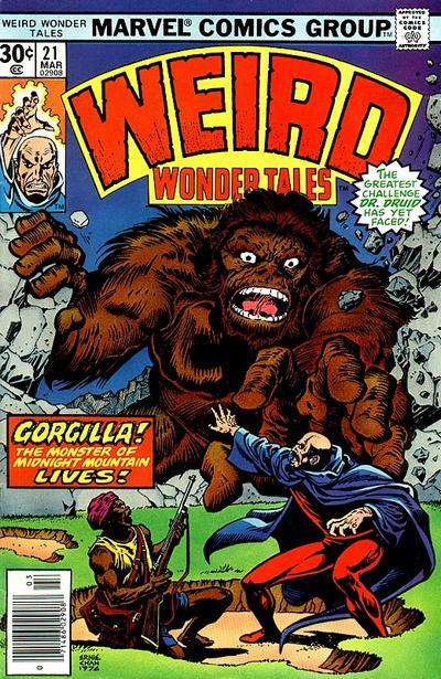 Weird Wonder Tales Vol 1 21