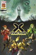 X-Factor Vol 1 7 ita