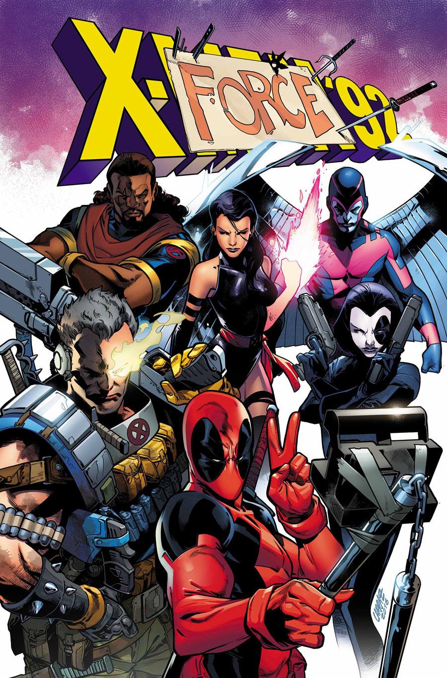 X-Force (Earth-92131)