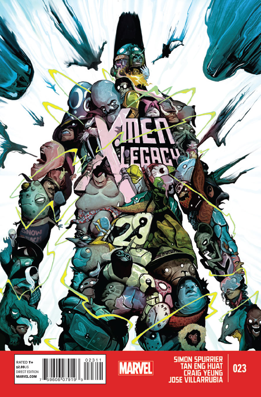 X-Men: Legacy Vol 2 23