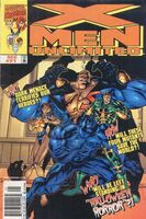 X-Men Unlimited Vol 1 21