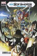 X of Swords Destruction Vol 1 1 Yu Variant