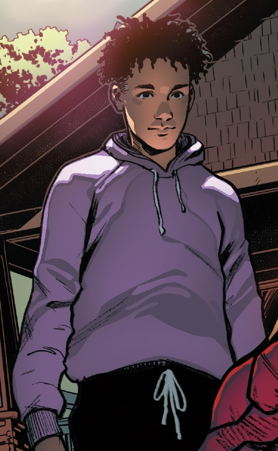 Xavier King (Earth-616)
