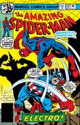 Amazing Spider-Man Vol 1 187