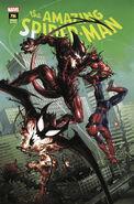 Amazing Spider-Man Vol 1 796 ComicXposure Exclusive Crain Connecting Variant