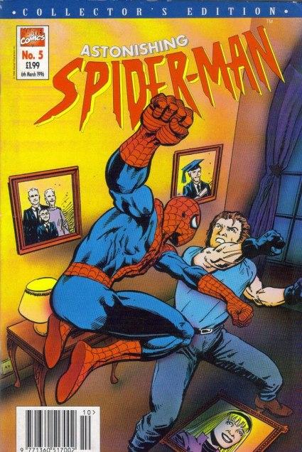 Astonishing Spider-Man Vol 1 5