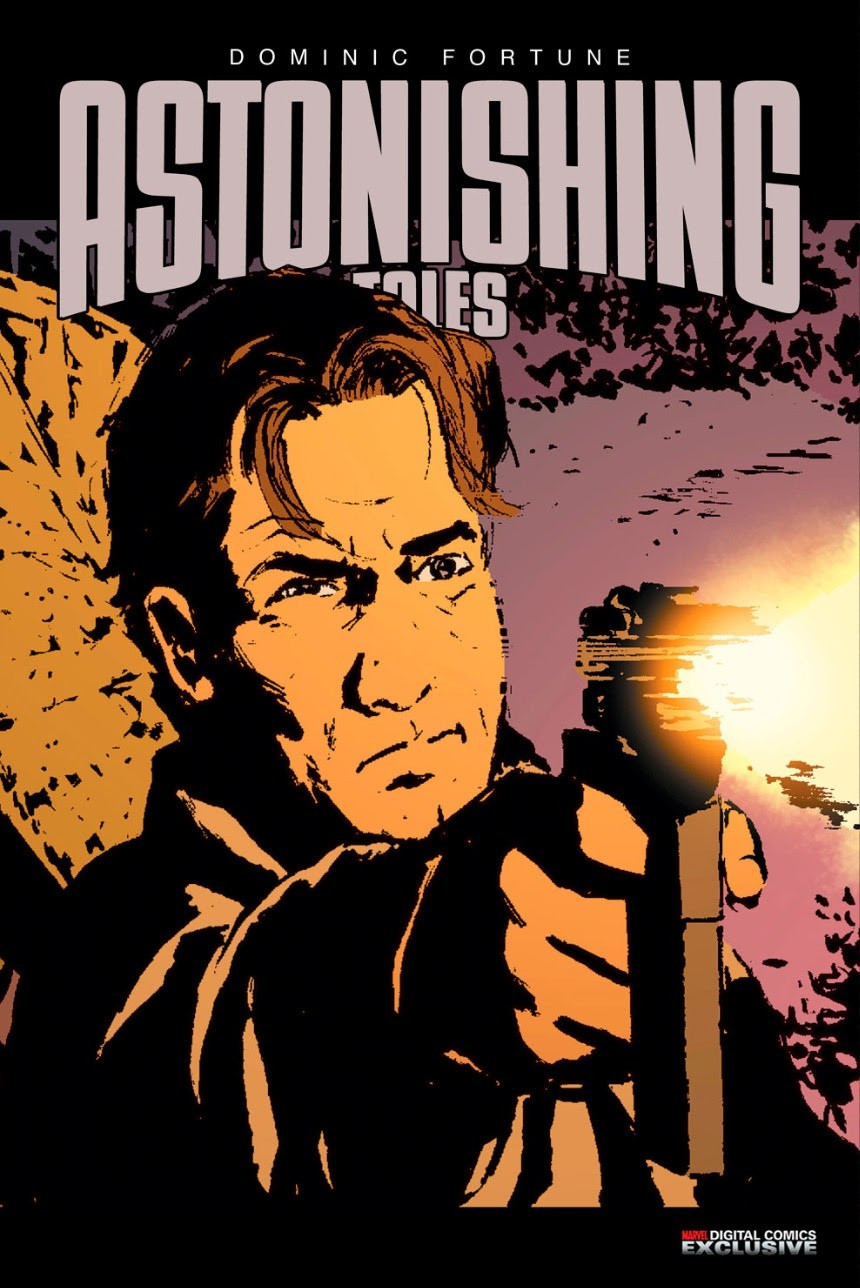 Astonishing Tales: Dominic Fortune Vol 1 6