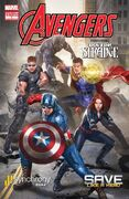 Avengers - Another Day to Save Vol 1 1