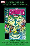 Avengers Assault on Olympus TPB Vol 1 1