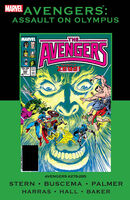 Avengers Assault on Olympus TPB Vol 1 1
