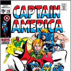 Captain America Vol 1 116