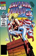 Captain America Vol 1 431