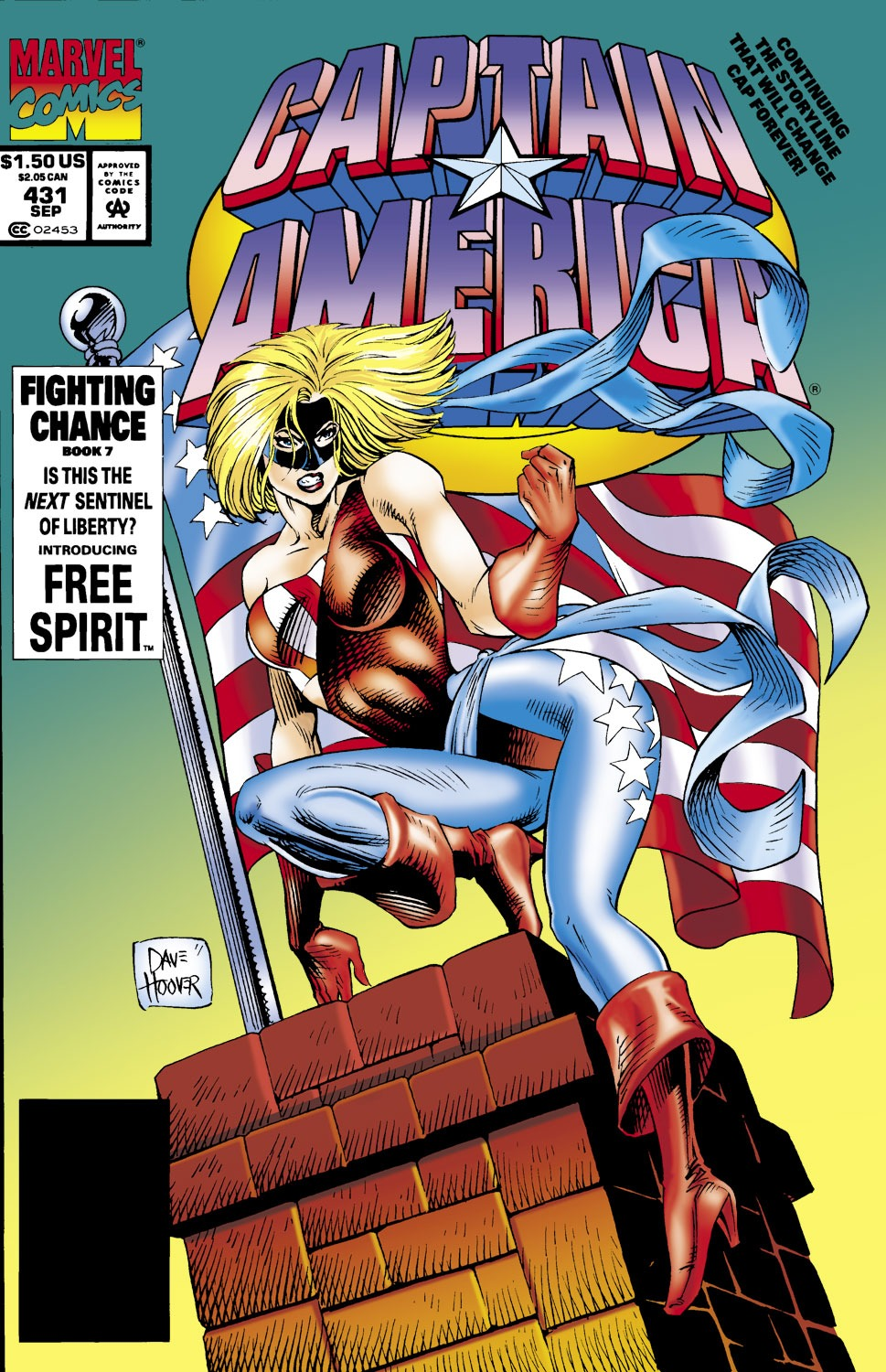 Captain America Vol 1 431