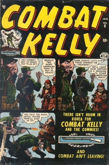 Combat Kelly Vol 1 9