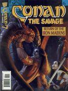 Conan the Savage Vol 1 7