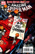 Dark Reign The List - Amazing Spider-Man Vol 1 1