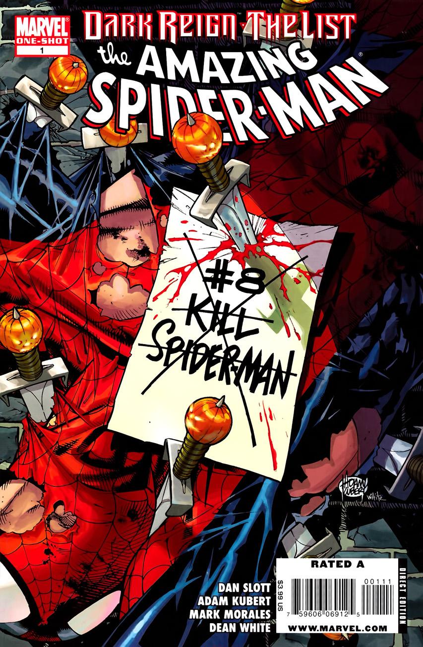Dark Reign: The List - Amazing Spider-Man Vol 1