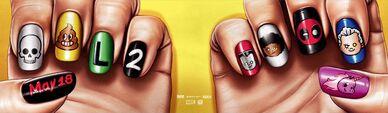 Deadpool 2 poster 011