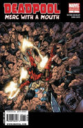 Deadpool Merc with a Mouth Vol 1 1 2nd Print