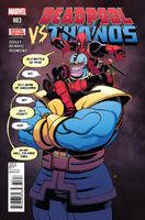 Deadpool vs. Thanos Vol 1 3