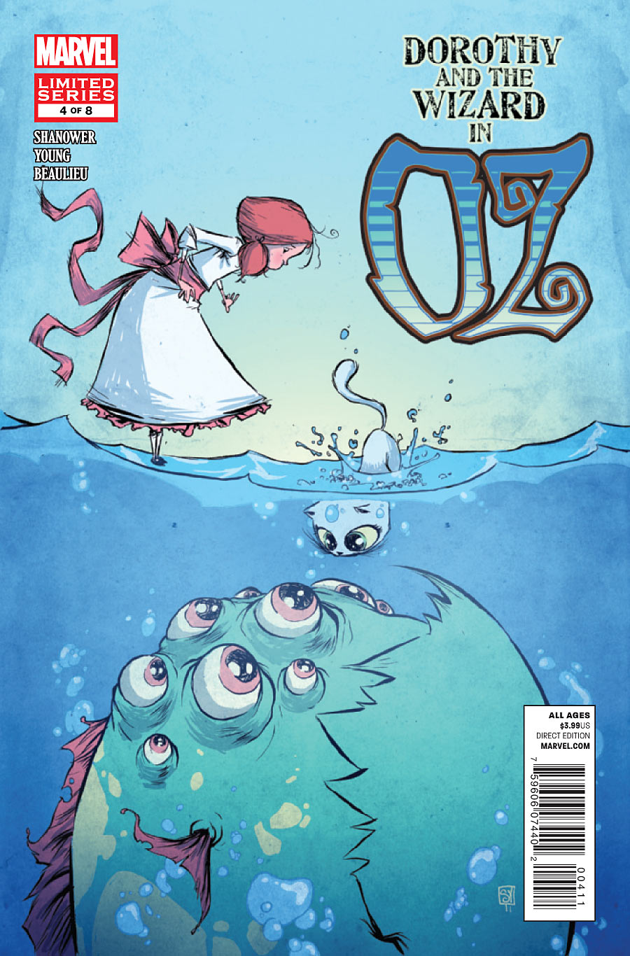 Dorothy & The Wizard in Oz Vol 1 4