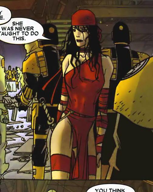 Elektra Natchios (Earth-14850)