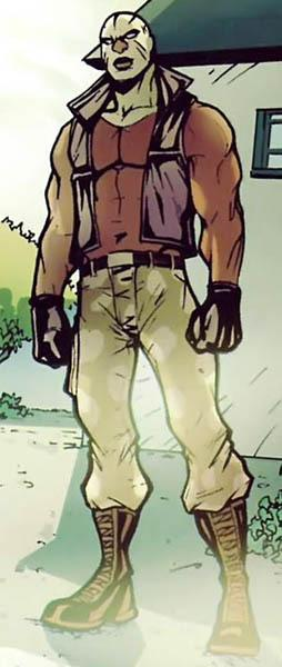 Elvin Haliday (Earth-616)