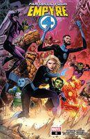 Empyre Fantastic Four Vol 1 0