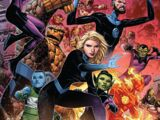 Empyre: Fantastic Four Vol 1 0
