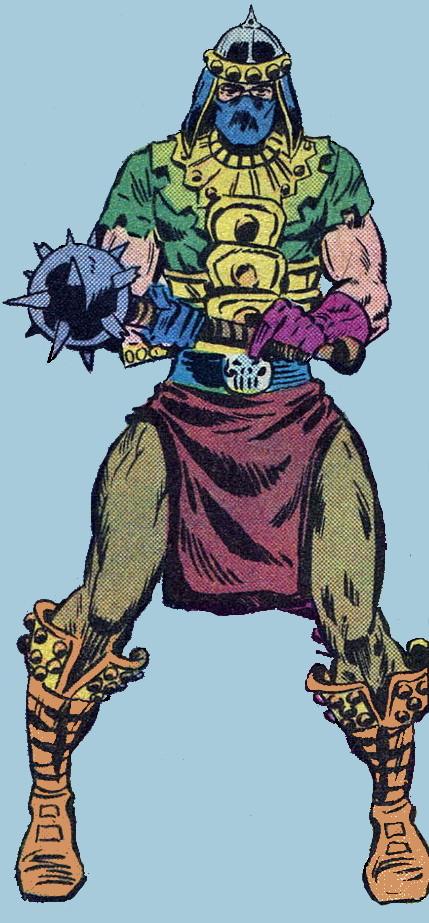 Eric Slaughter (War-Yore) (Earth-616)