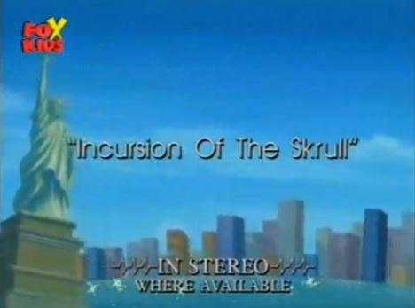 Fantastic Four (1994 animated series) Season 1 4