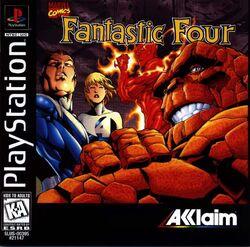 Fantastic Four (1997 video game)